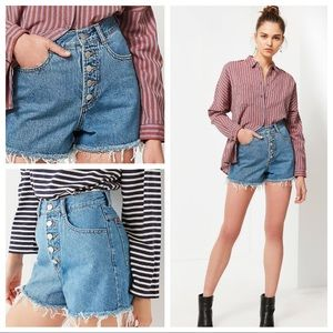 Urban Outfitters BDG Hazel High-Rise Shorts